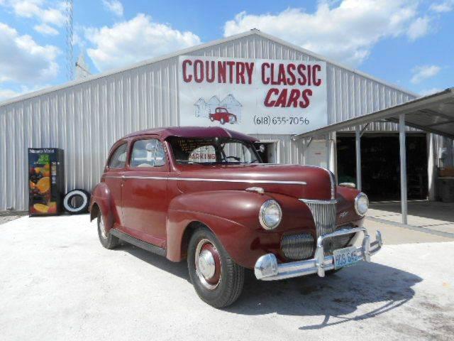 1941 Ford 2-Dr Sedan | 938670