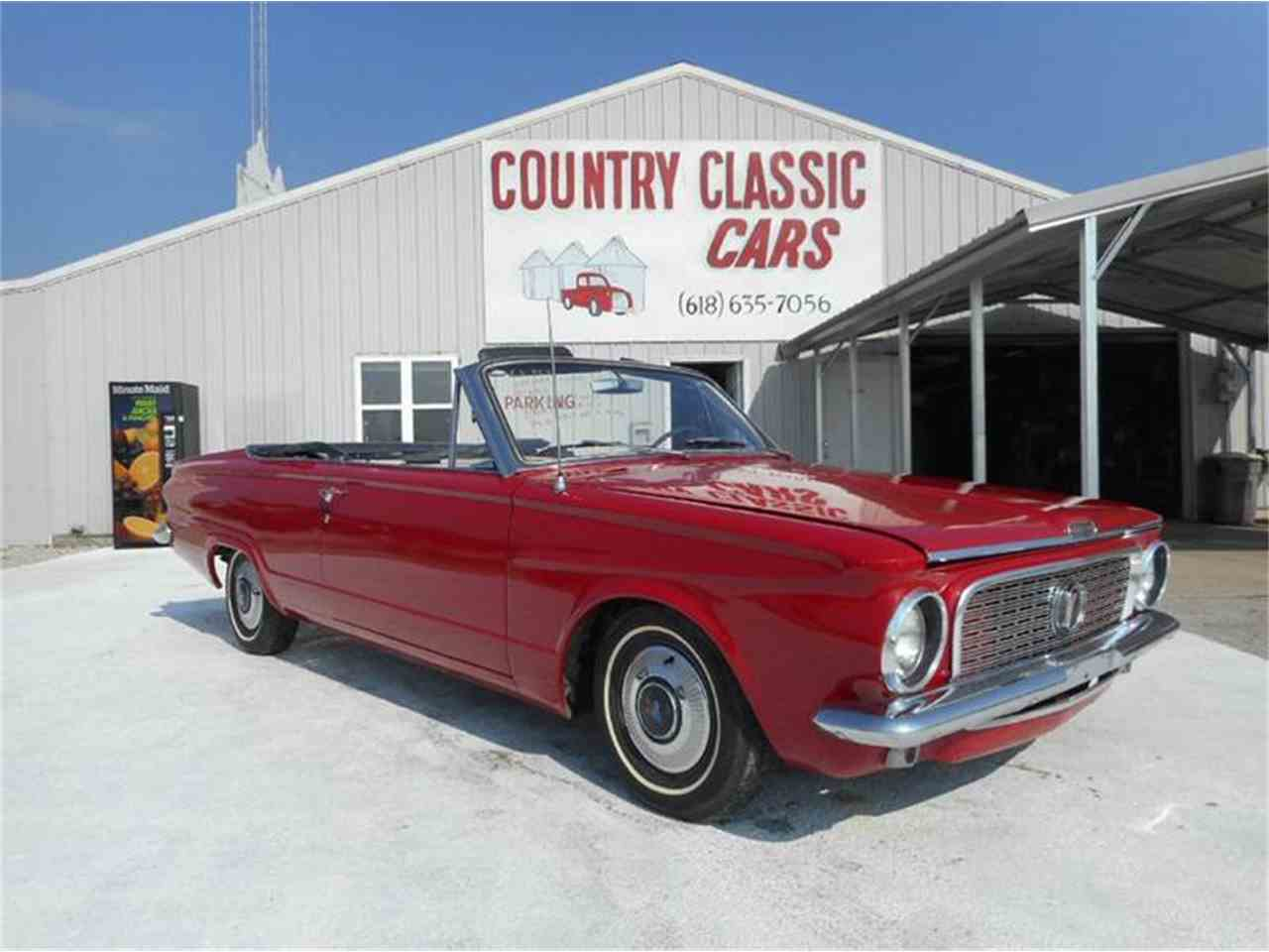 Large Picture of '63 Valiant - K4A7