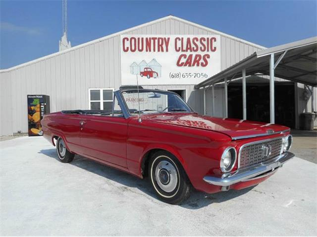 1963 Plymouth Valiant | 938671
