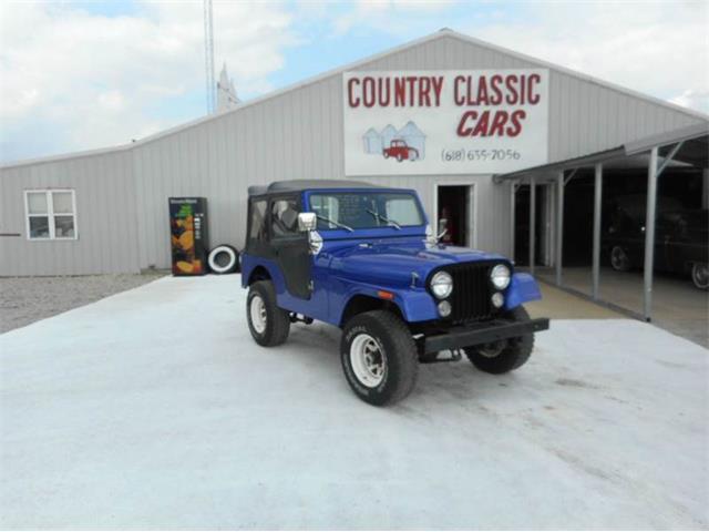 1980 Jeep CJ5 | 938672