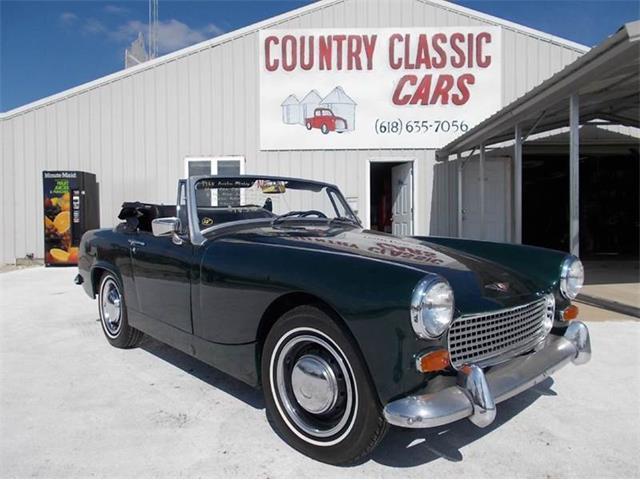 1968 Austin-Healey Sprite Conv | 938675
