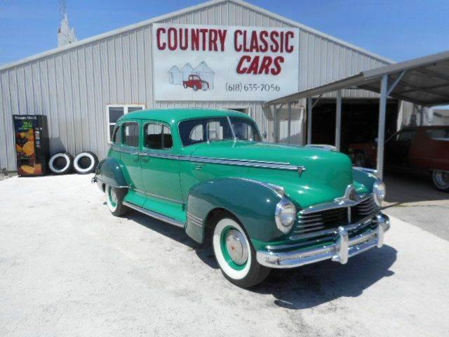 1947 Hudson Commodore | 938678