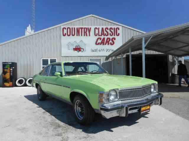 1977 Buick Skylark   938679