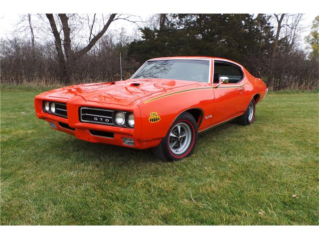 1969 PONTIAC GTO JUDGE RAM AIR III | 930868