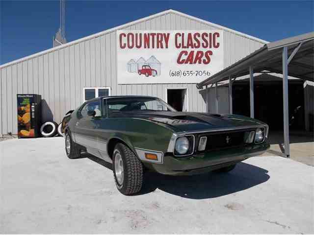 1973 Ford Mustang Mach 1 | 938681