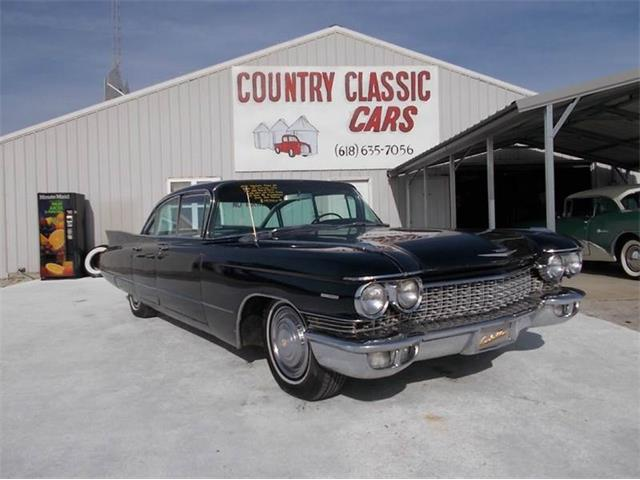 1960 Cadillac Series 62 | 938688