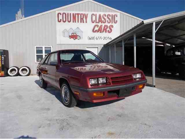 1986 Dodge Charger | 938689