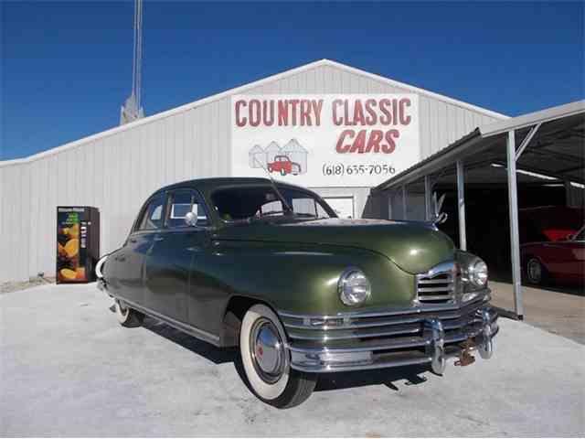 1948 Packard Deluxe | 938691