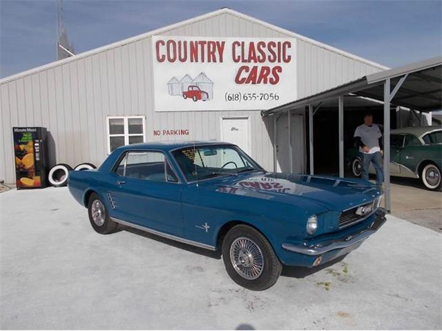 1966 Ford Mustang | 938692