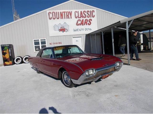 1962 Ford Thunderbird | 938693