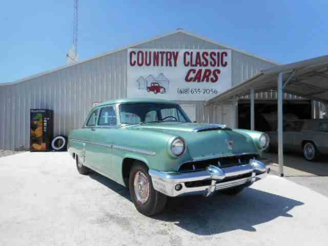 1953 Mercury Custom 2dr | 938698