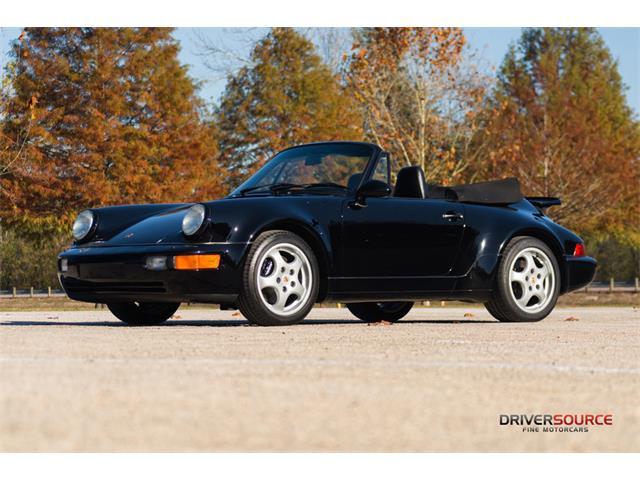 1992 Porsche America Roadster | 930087