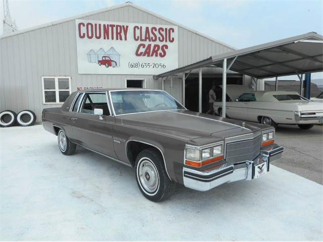 1982 Cadillac Coupe DeVille | 938700