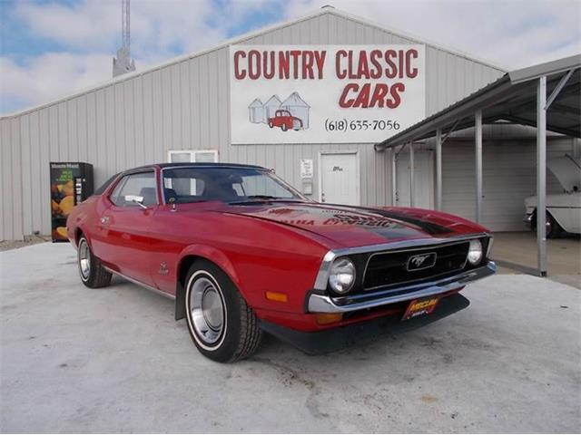 1971 Ford Mustang | 938707