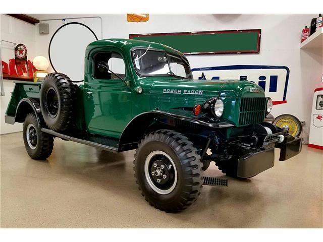 1956 Dodge Power Wagon | 930871