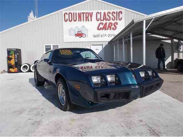 1979 Pontiac Firebird Trans Am | 938716