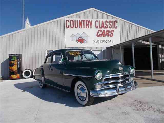 1950 Plymouth Deluxe | 938718