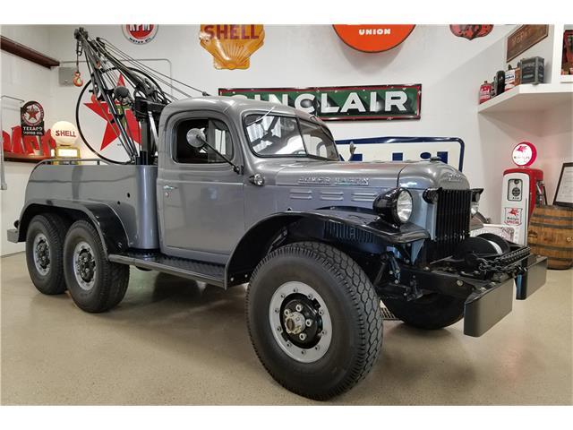 1950 Dodge Power Wagon   930872