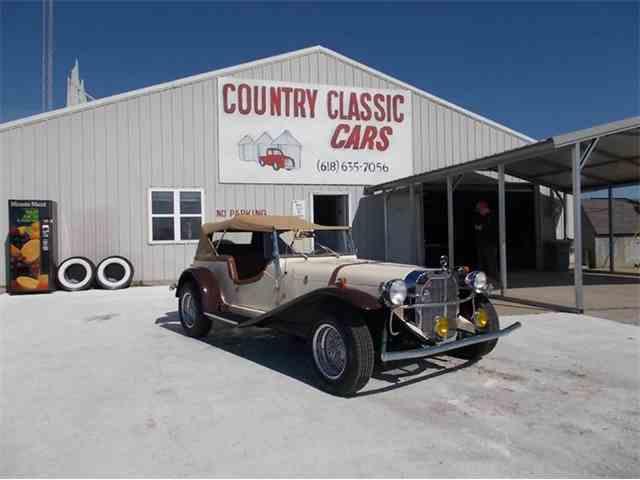 1929 Mercedes-Benz Kit Car   938720