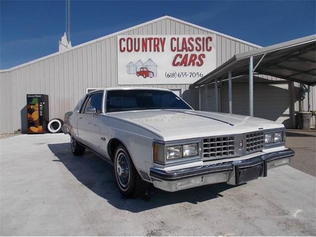 1980 Oldsmobile 98 | 938727