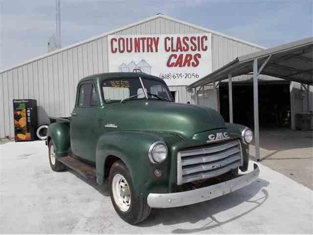 1952 GMC 3100   938730