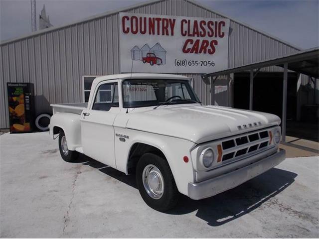 1968 Dodge D100 | 938731