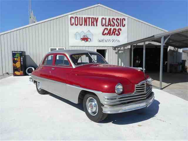 1950 Packard 4dr Sedan ST Rod | 938733