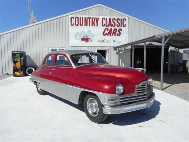 1950 Packard 4dr Sedan ST Rod | 938733