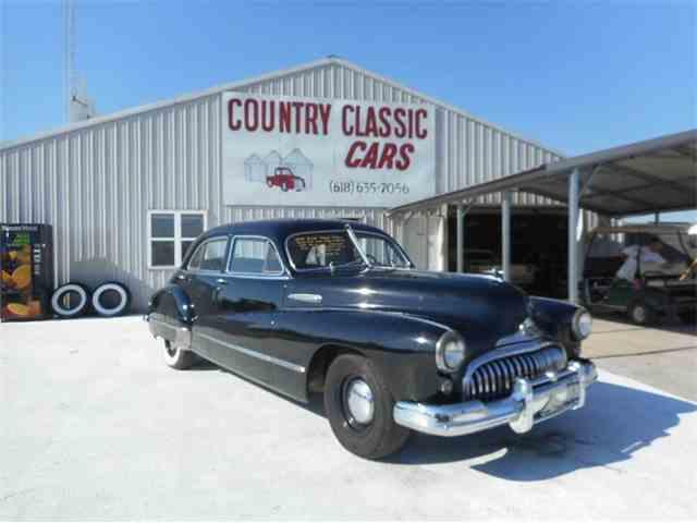 1947 Buick Sedan | 938734