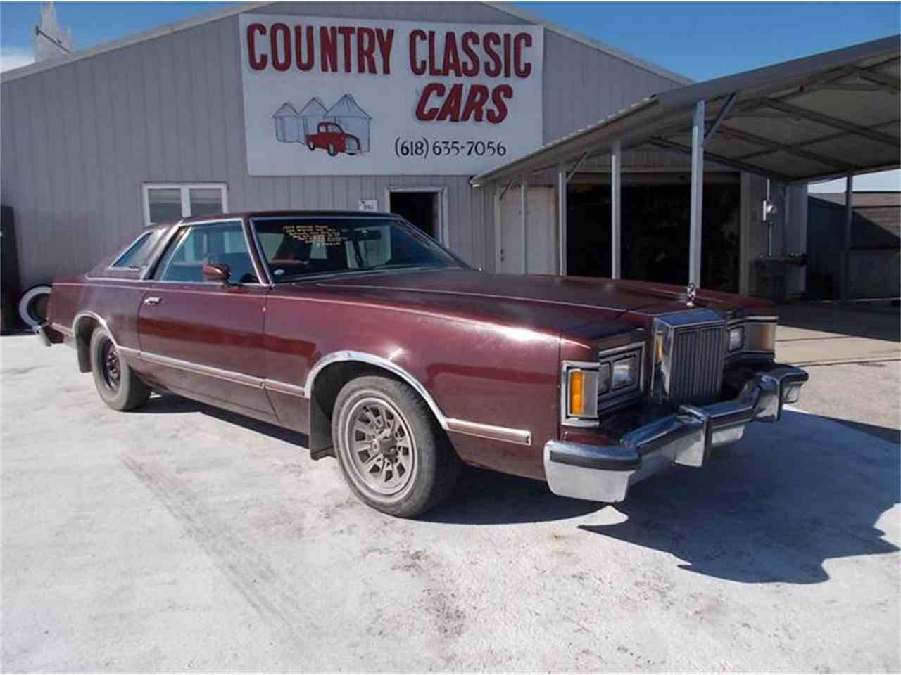Large Picture of '79 Cougar - $5,850.00 Offered by Country Classic Cars - K4BZ
