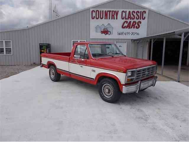 1986 Ford F150 | 938738