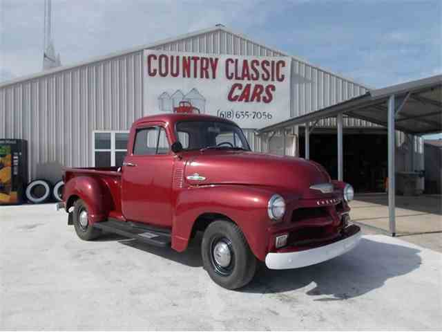 1955 Chevrolet 3100 | 938740