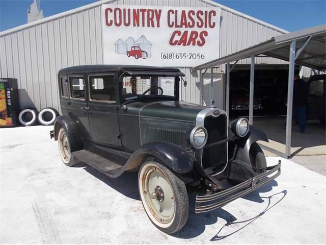 1928 Chevrolet 4-Dr Sedan | 938741