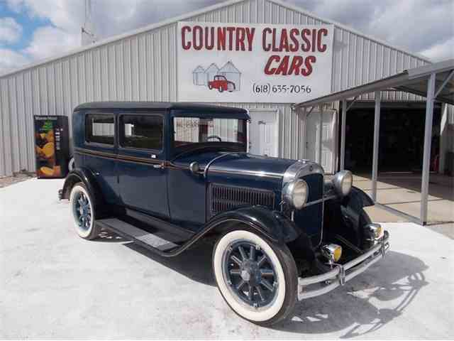 1929 Essex Super Six | 938742