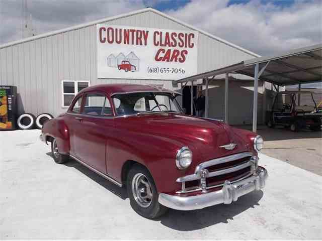 1950 Chevrolet Coupe | 938744