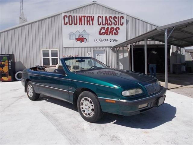 1993 Chrysler LeBaron Conv | 938746