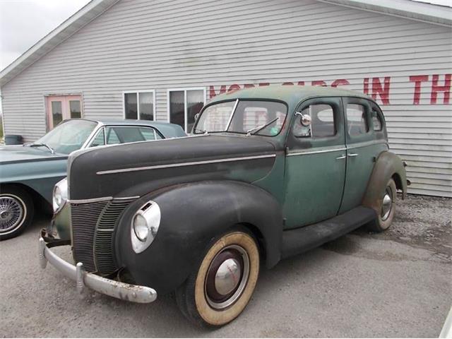 1940 Ford 4-Dr Sedan | 938749