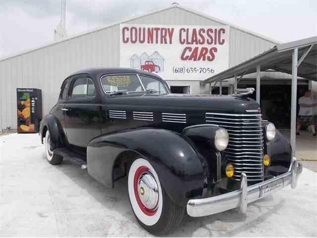 1938 Cadillac Series 60 | 938757