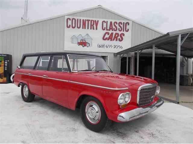 1963 Studebaker Lark | 938758