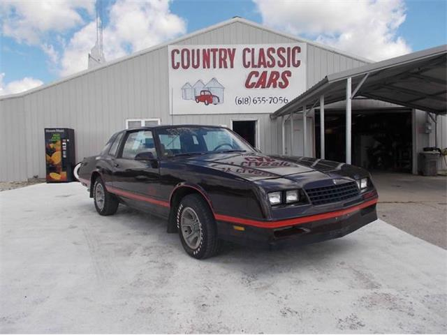 1987 Chevrolet Monte Carlo SS | 938759