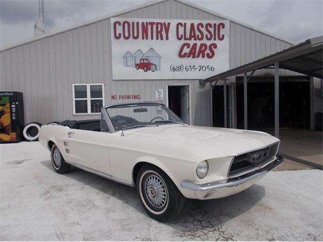 1967 Ford Mustang | 938761
