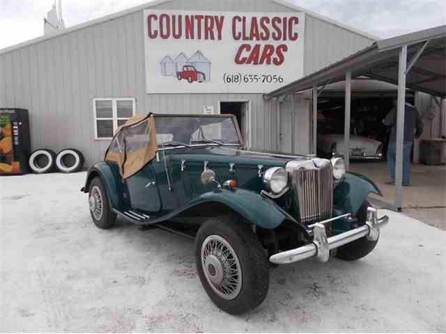 1952 MG Kit Car Conv | 938765