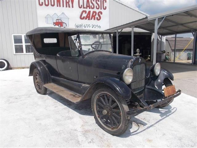 1922 Durant A-22 Touring Conv | 938767