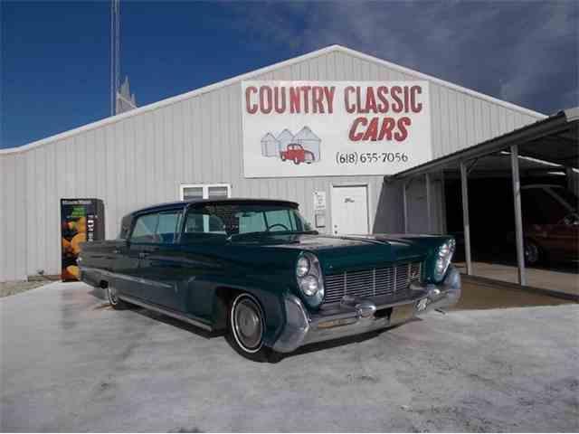 1958 Lincoln Premiere | 938768
