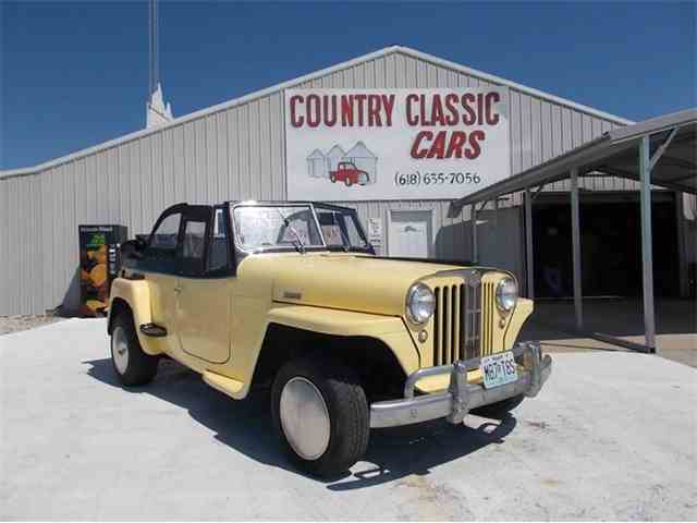 1949 Willys Jeepster | 938769