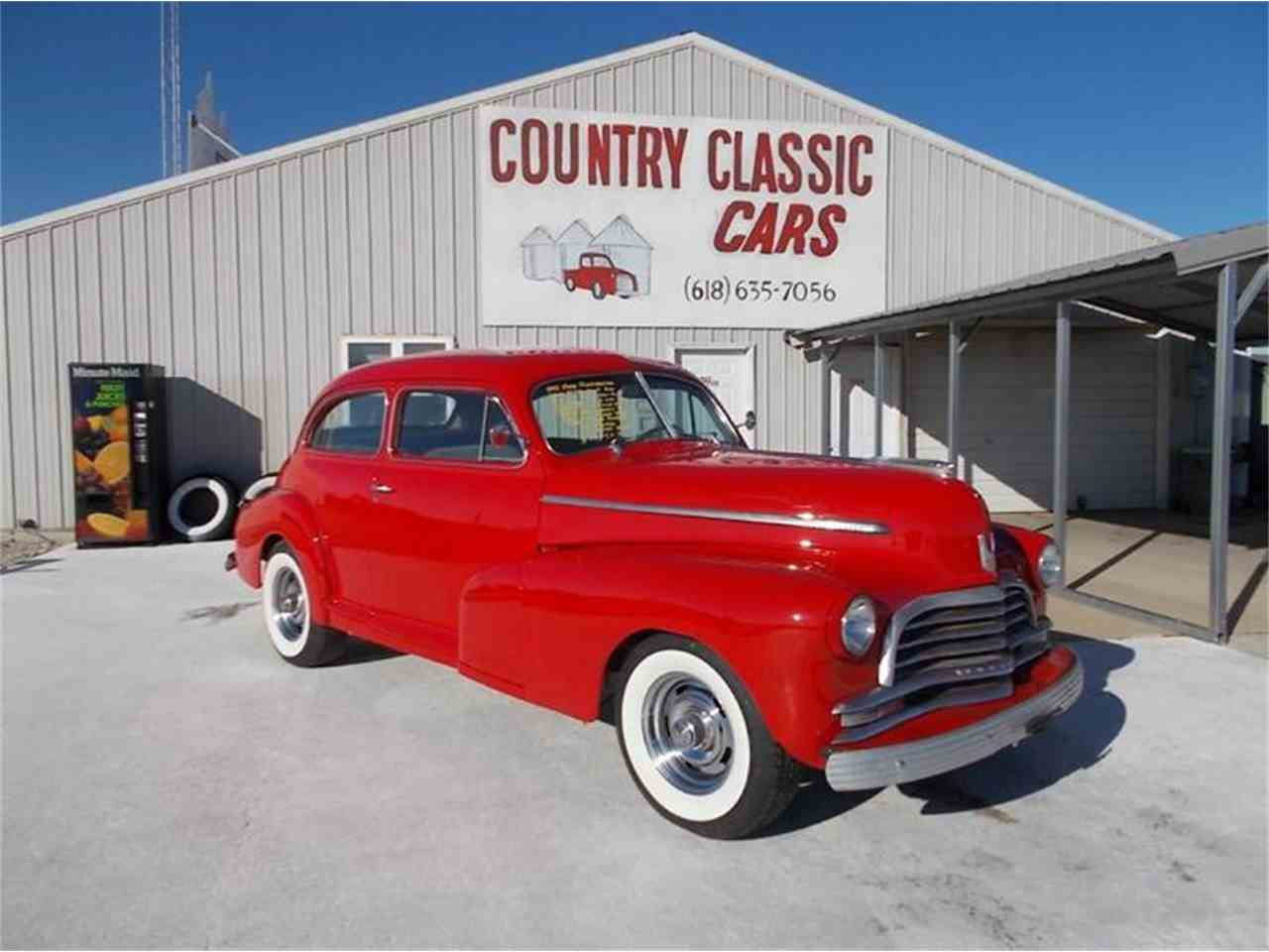 1946 chevrolet fleetmaster for sale cc 938775. Black Bedroom Furniture Sets. Home Design Ideas