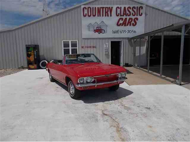 1966 Chevrolet Corvair | 938786