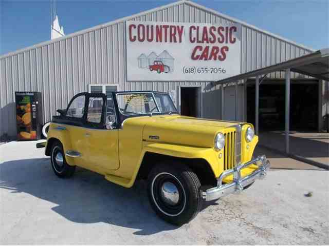 1948 Willys Jeepster | 938787