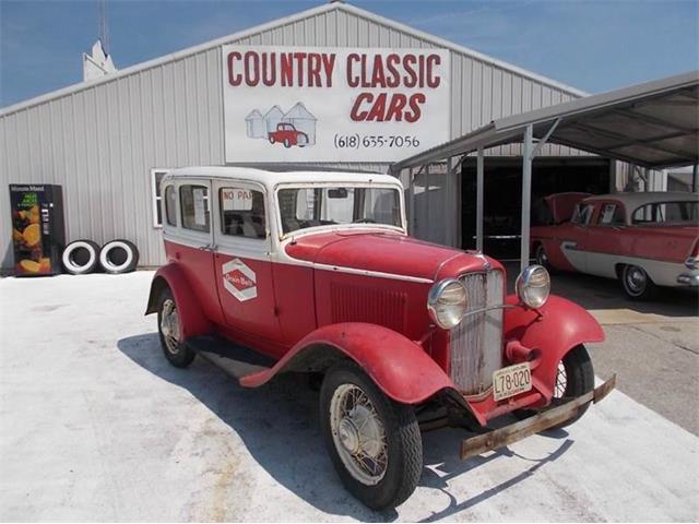 1932 Ford 4-Dr Sedan | 938788