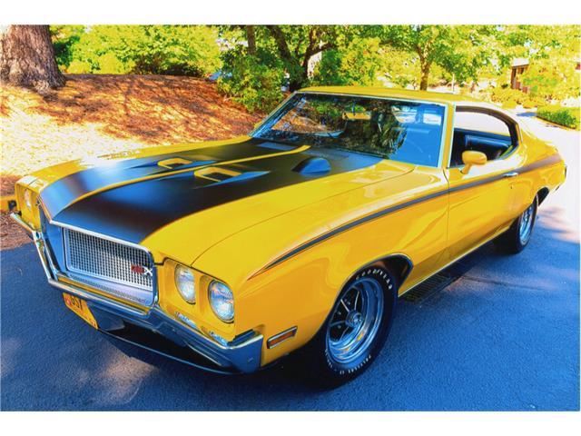 1970 Buick GSX | 930879